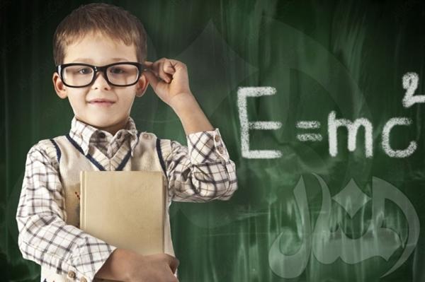 الأطفال بين الذكاء والعبقرية