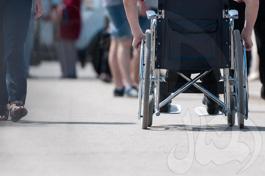 حقوق الأشخاص من ذوي الإعاقة