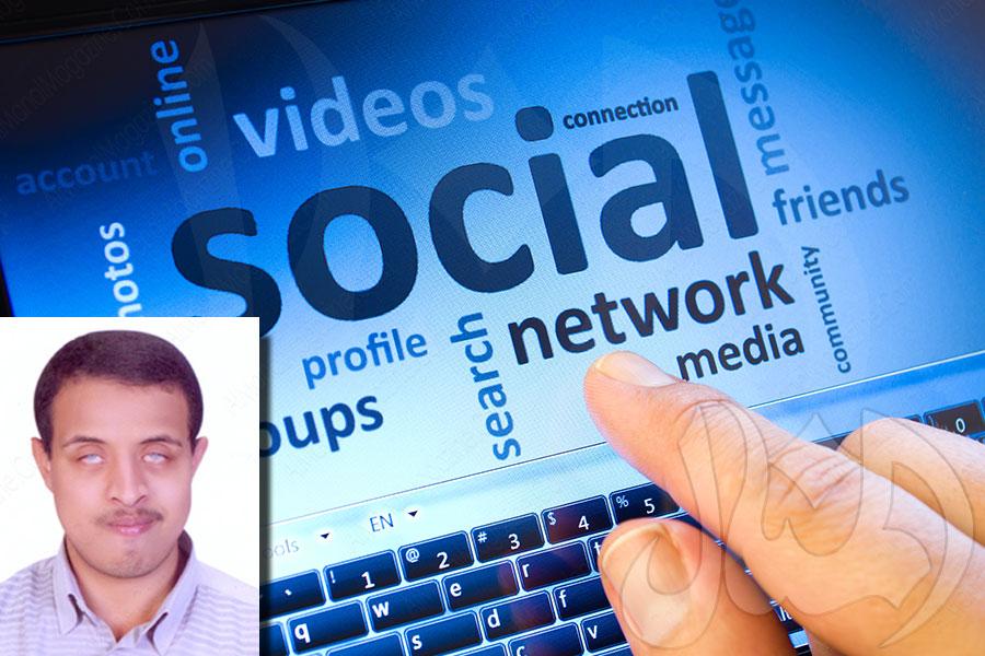 الكفيف ومواقع التواصل الاجتماعي