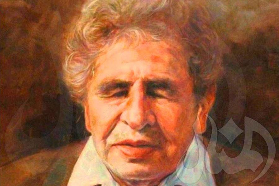 الشاعر والأديب الراحل عبد الله البردوني