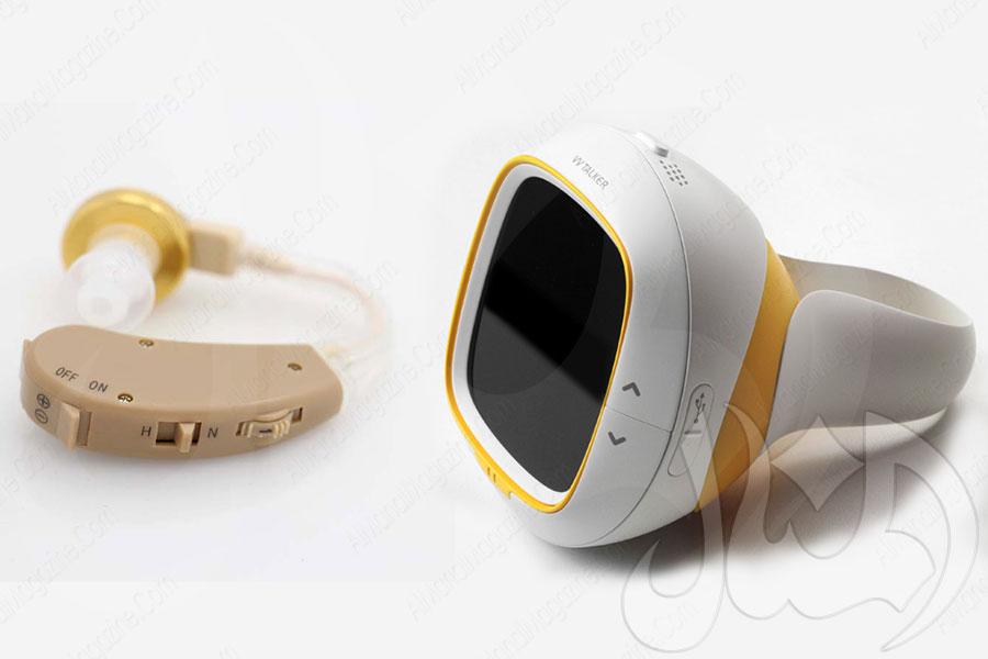 وسائل تكنولوجيا التأهيل السمعي