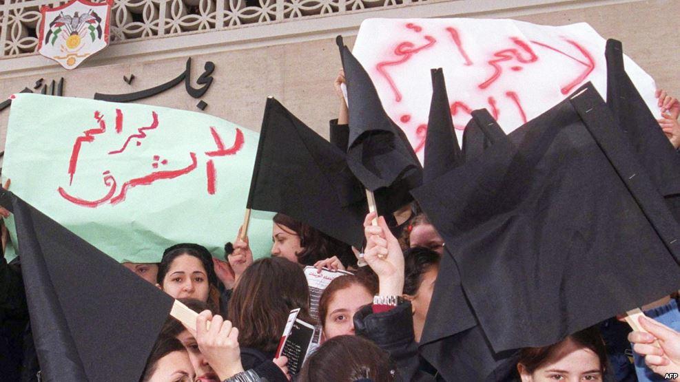 26 جريمة قتل بحق نساء وفتيات أردنيات في أقل من سنة