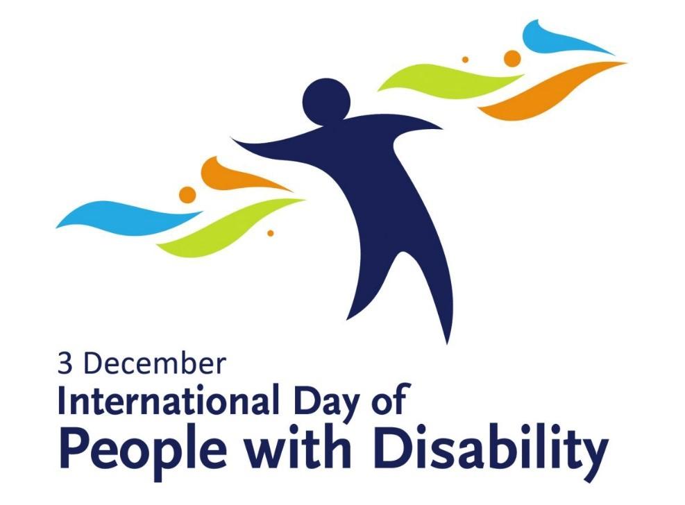 شعار اليوم العالمي للأشخاص ذوي الإعاقة: التحول نحو مجتمع مستدام ومرن للجميع