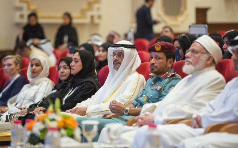 سمو ولي العهد ونائب حاكم الشارقة يشهد انطلاق فعاليات مؤتمر صعوبات التعلم