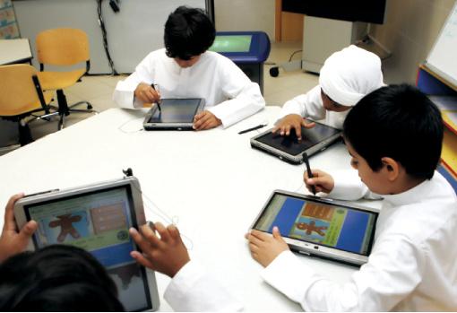 استخدام التكنولوجيا في مجال التعليم