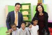 إشادات كورية جنوبية بمدينة الشارقة للخدمات الإنسانية