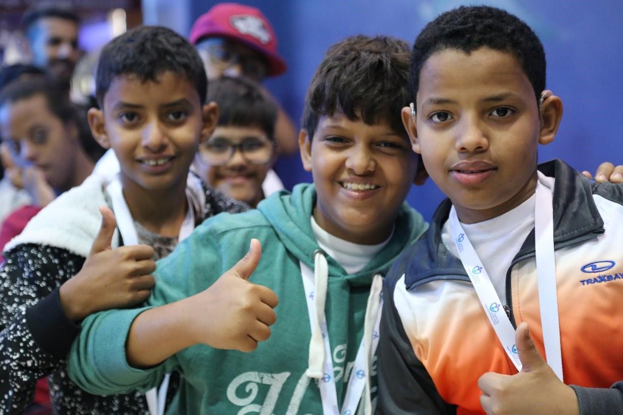 دبي تفتح ذراعيها لأطفال مخيم الأمل 28