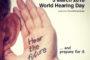 التوعية باليوم العالمي للسمع: اسمعوا صوت المستقبل