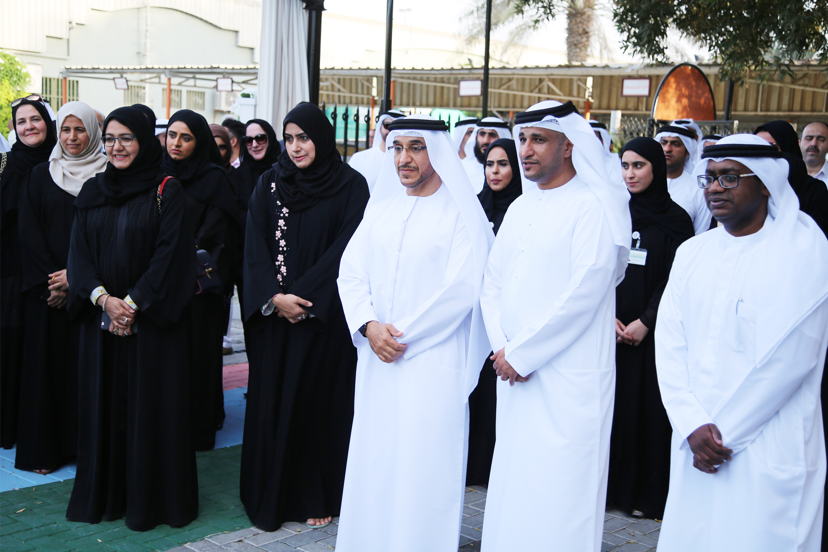 إطلاق الهوية الجديدة لحدائق بلدية الشارقة
