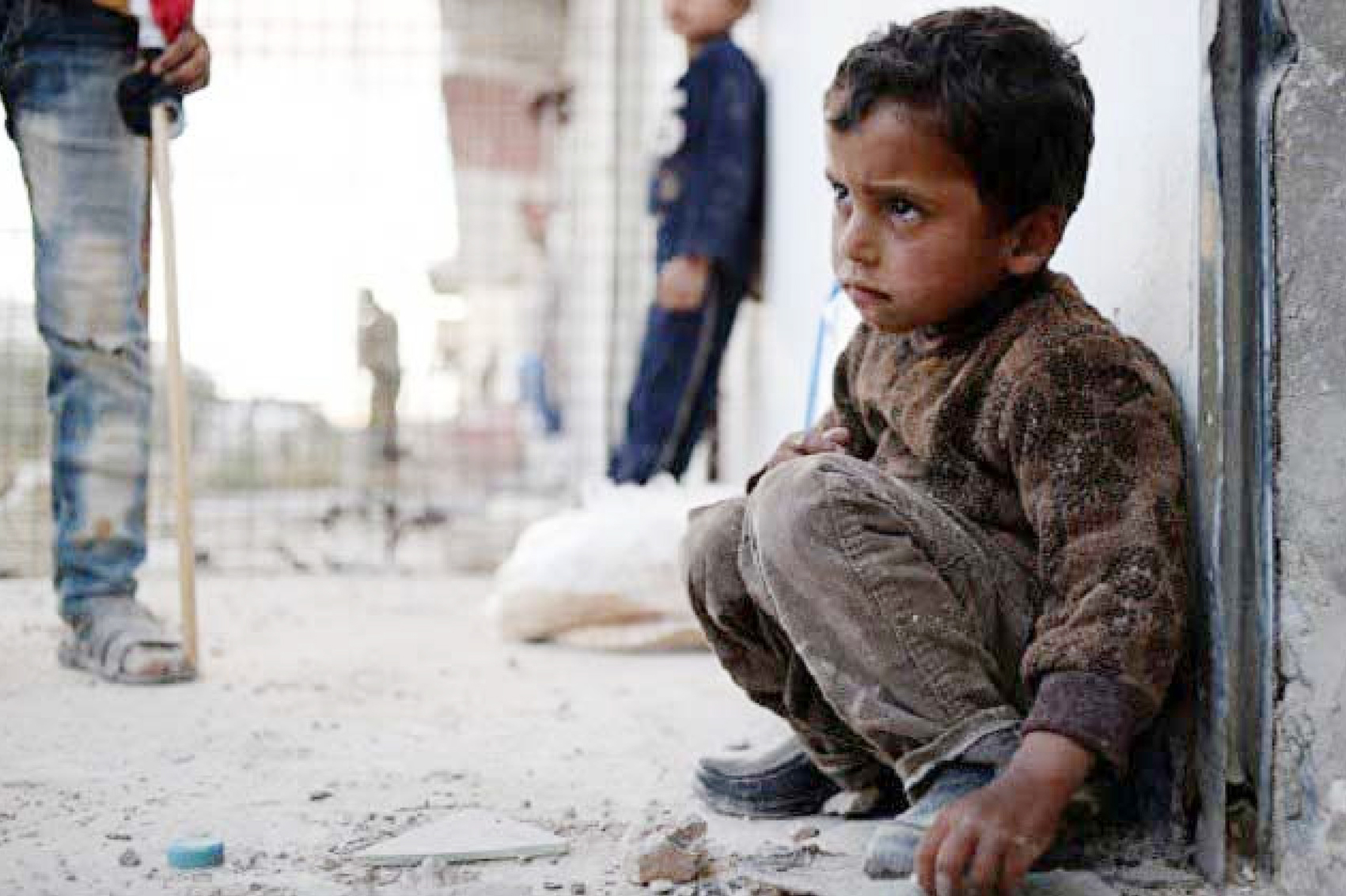 الأطفال السوريون من ذوي الإعاقة يواجهون خطر الإقصاء والإهمال