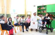 5 ملايين درهم من بنك دبي الإسلامي  لتعليم الأشخاص ذوي الإعاقة