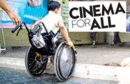 دور العرض السينمائية الصديقة للأشخاص ذوي الإعاقة