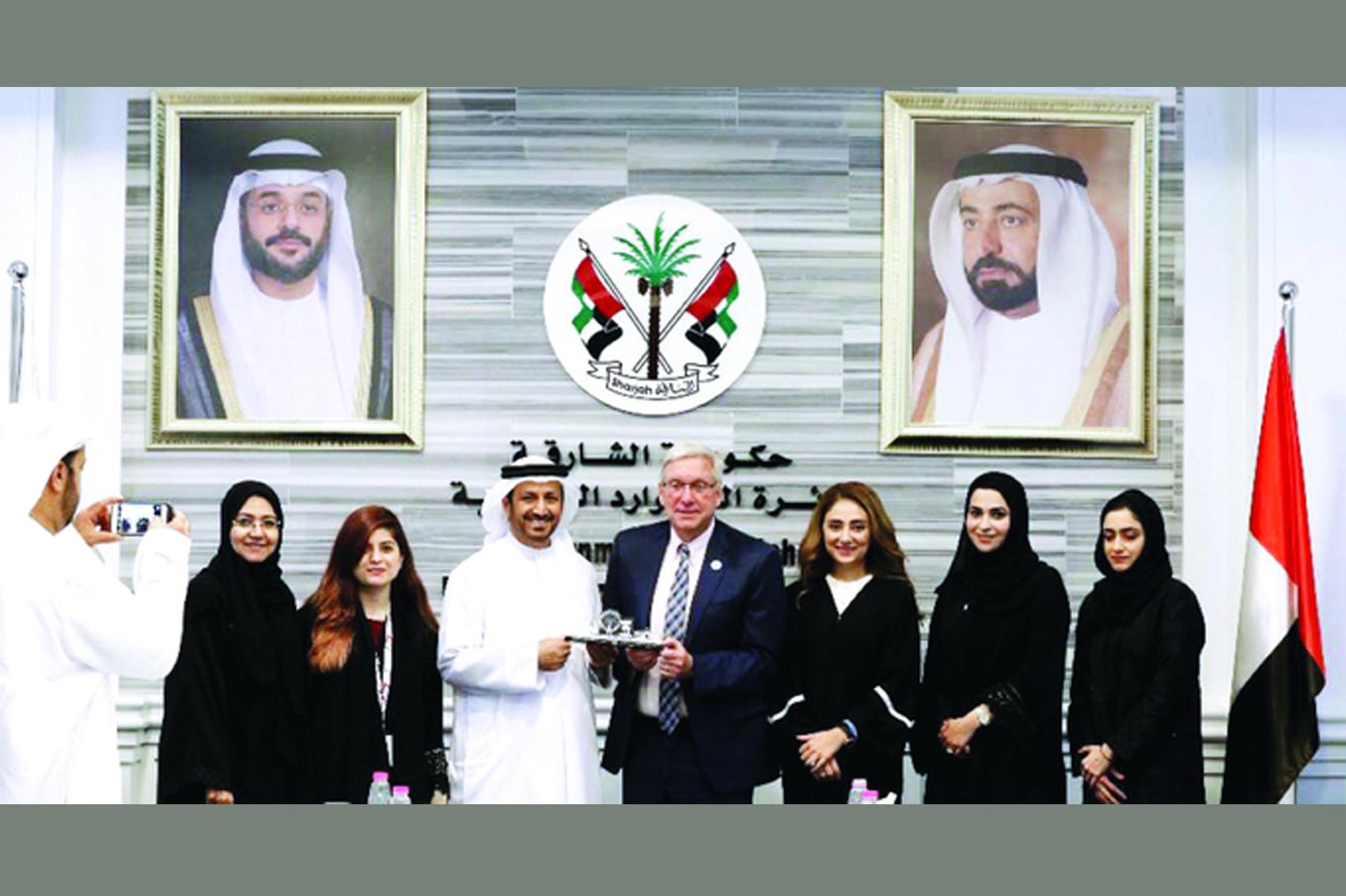 اجتماع تنسيقي للتحضير لألعاب الأولمبياد الخاص العالمية في أبوظبي