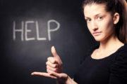 لغة الإشارة أساسية لحقوق الأشخاص الصُّم