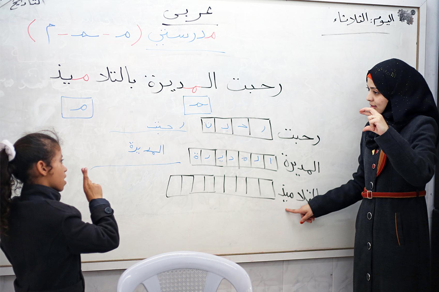 برنامج معزز بالحاسوب لتنمية مهارات التعبير الكتابي لدى الطلاب الصم في المرحلة الثانوية