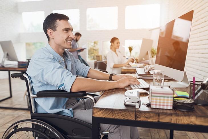استراتيجيات التأهيل المهني لتعزيز قدرات الاشخاص ذوي الاعاقة الباحثين عن عمل
