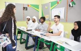طالباتُ جامعة عجمان يُشدنَ بخدماتِ مدينة الشارقةِ الإنسانية