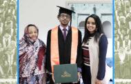 عمار دهب أول مهندس معماري أصم يتخرّج من جامعة الشارقة