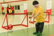 النشاط الرياضي للأشخاص ذوي الإعاقة الذهنية