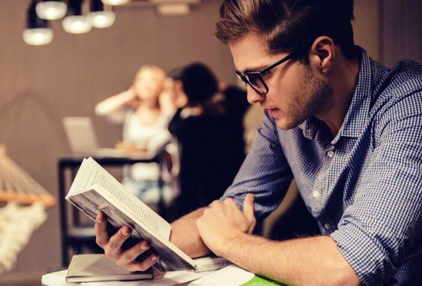 القراءة ليست هواية