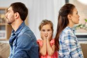 الطلاق الصامت واَثره على الأبناء