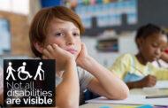 ليست كل الإعاقات ظاهرة ولكن المسؤولية واحدة