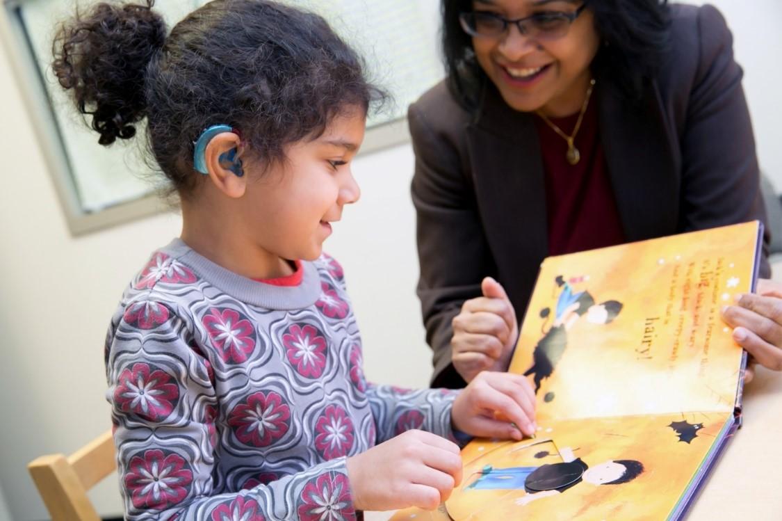رؤية جديدة في العلاج السمعي اللفظي